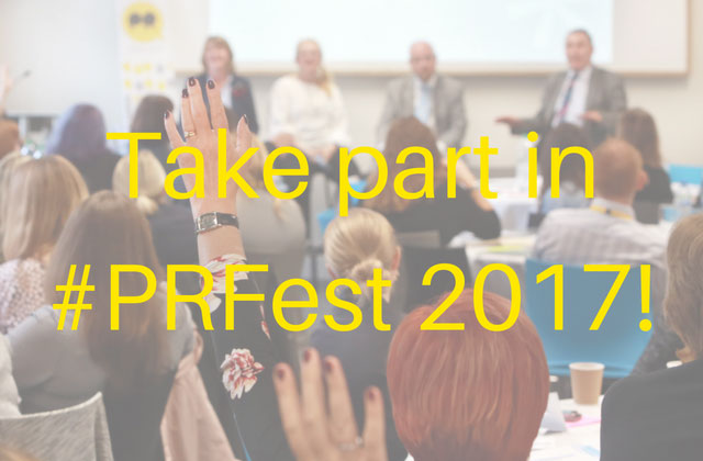 #PRFest2017