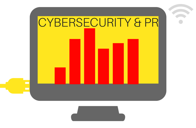 cyber security and pr #prfest