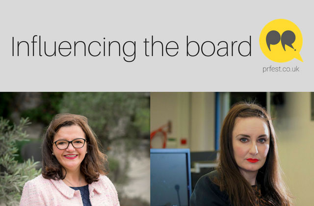 influencing the board