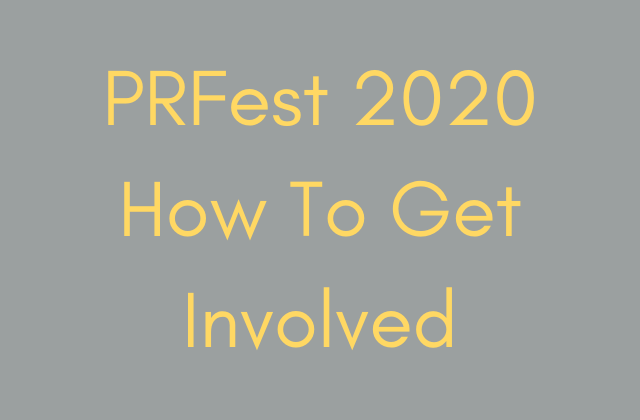 PRFest 2020